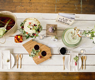 Farm-to-Table Tablescape