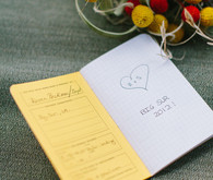 Field Notes Book for Vows