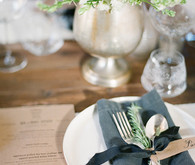Rosemary and Kraft Place Setting