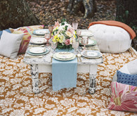 Outdoor Boho Seating