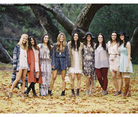 Boho Bridesmaids Party