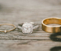 Gold and Silver Wedding Bands