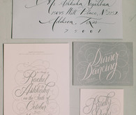 Elegant Southern Wedding Invitations