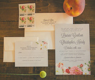 Floral Rustic Wedding Suite