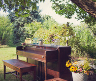 Backyard Piano