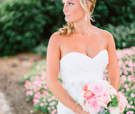 Strapless Watters Bridal Gown