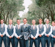 Grey Men's Warehouse Suits
