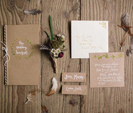 Rustic Irish Stationery