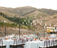Saddlerock Ranch Outdoor Reception