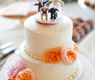With Kare Figurine Cake Toppers