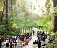 Elegant Nestledown Outdoor Ceremony