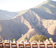 mountain-view reception