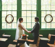 Alabama Schoolhouse Wedding