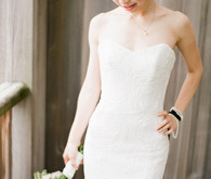 Ulla Maija embroidered wedding dress