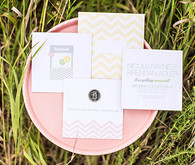 Summer Lemonade Stand Invitations