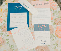 Nautical Maine Wedding Invitations
