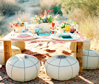 Southwestern Wedding Tablescape
