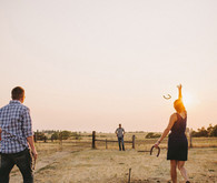 ranch wedding entertainment