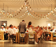 Sparkly Wedding Receptions