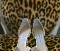 Vintage Austin Wedding Shoes