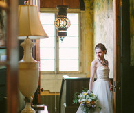 Vintage Austin Wedding Dress