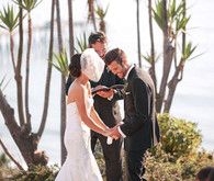 Southern California Wedding Ceremony