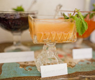 Vintage Baby Shower Drinks