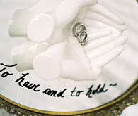 Wedding Ring Display