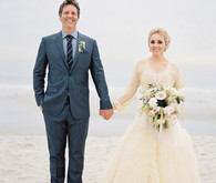 Nautical California Wedding