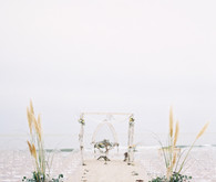 Nautical Beach Wedding