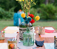 Vintage Mexican Fiesta Inspired Wedding Decor