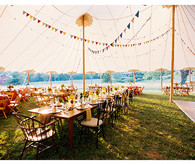 Vintage Mexican Fiesta Inspired Wedding Reception