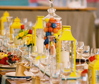 Vintage Mexican Fiesta Inspired Wedding Tablescape