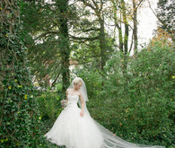 Bride White Wedding Dress