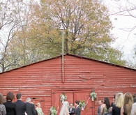 Vintage Outdoor Georgia Wedding Ceremony