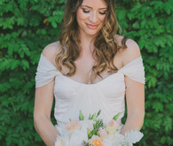 Whimsical Palm Springs Bride