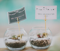 Whimsical Palm Springs Wedding Decor