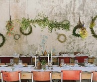 South African wedding tablescape