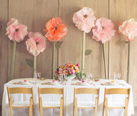 Vibrant Spring Wedding Tablescape