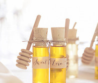 Vibrant Spring Wedding Favors