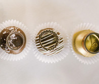 Vintage Glam Seattle Wedding Rings