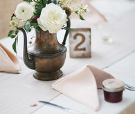 Vintage Woodland California Wedding Flowers