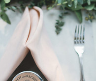 Vintage Woodland California Wedding Favors