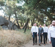Vintage Woodland California Wedding