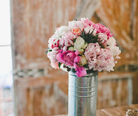 Whimsical Australian Wedding Florals