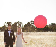 Whimsical Australian Wedding