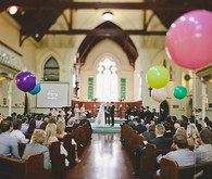 Whimsical Australian Wedding Ceremony