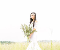 tuscan inspired bride