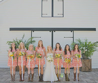 Southern Style Bridesmaids