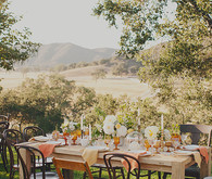 Southern Style California Wedding